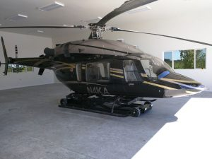 Tiger Tugs Helicopter Tugs - A New Concept in Moving Helicopters